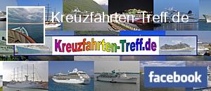 Folgen Sie Kreuzfahrten-Treff.de bei Facebook